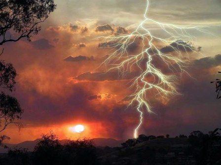 come difendersi da fulmini e saette